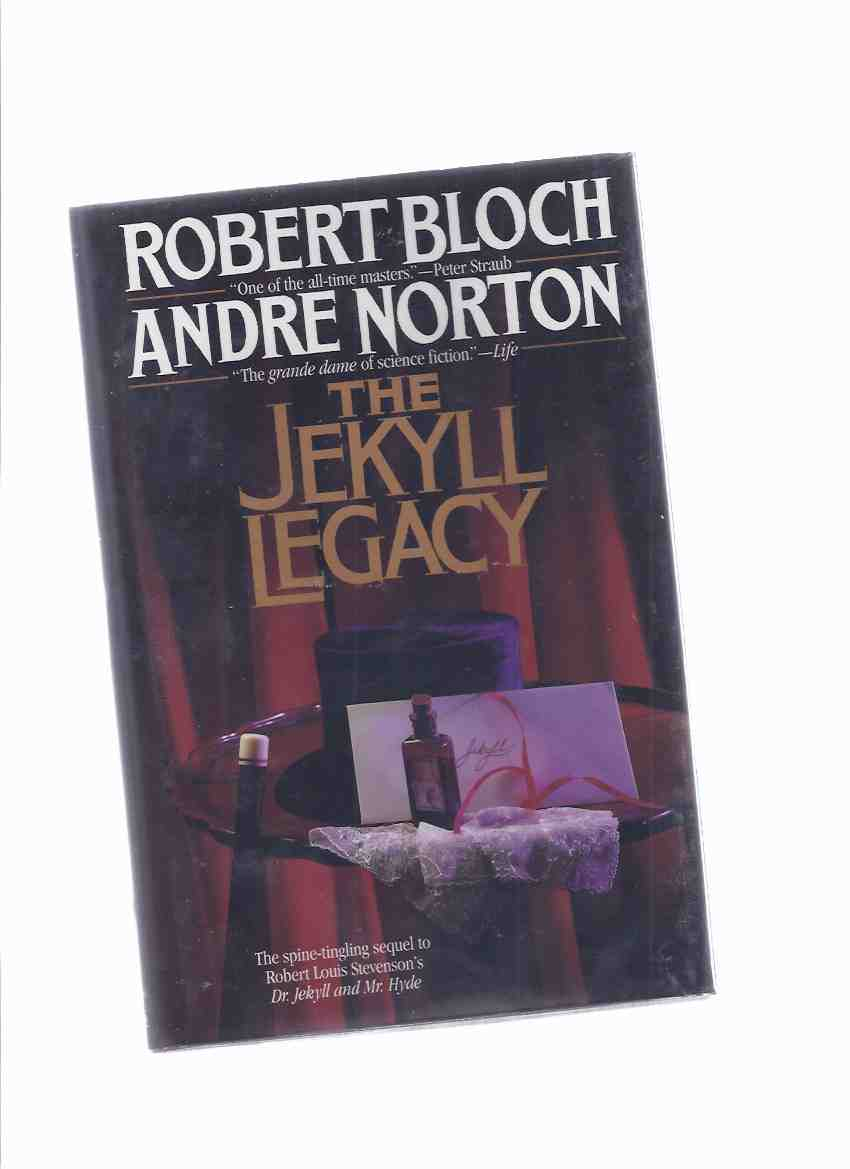 Image for The Jekyll Legacy ---the Spine tingling Sequel to Dr Jekyll and Mr Hyde ---by Robert Bloch ---a Signed Copy