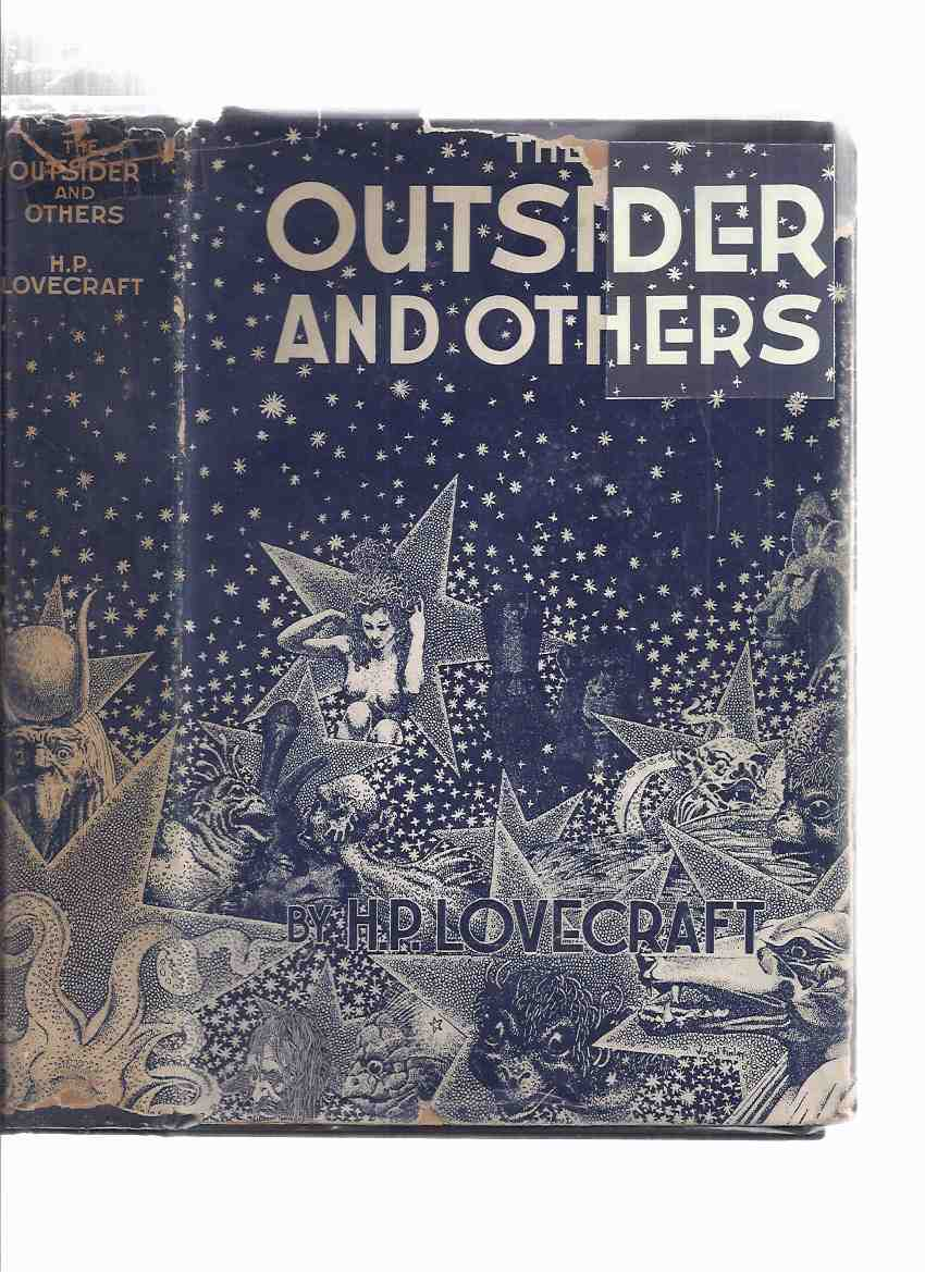 Image for The Outsider and Others ---in Original Dustjacket ( Contains:  Supernatural Horror in Literature; Call of Cthulhu; The Shunned House; Cats of Ulthar; Dagon; At the Mountains of Madness; Pickman's Model; Shadow Over Innsmouth; Dunwich Horror, etc)