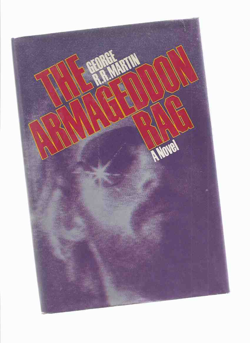 Image for The Armageddon Rag ---by George R R Martin -a signed Copy