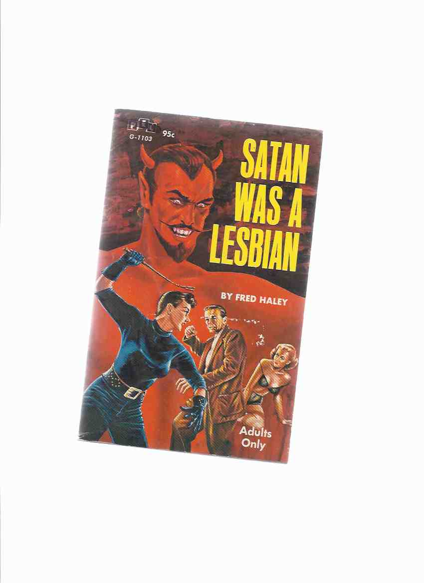 Image for Satan Was a Lesbian ( Lesbian / Lesbiana Literature / Content )