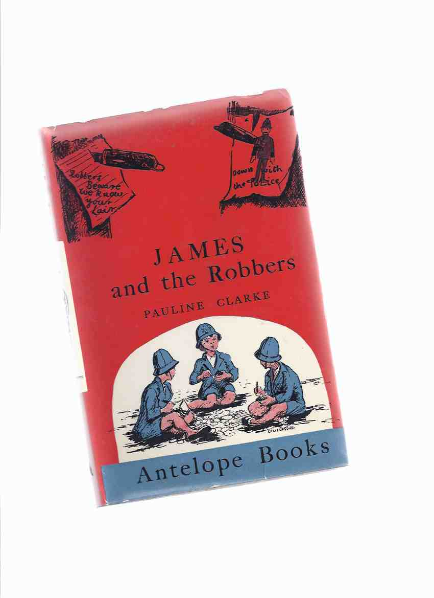 Image for James and the Robbers ---by Pauline Clarke