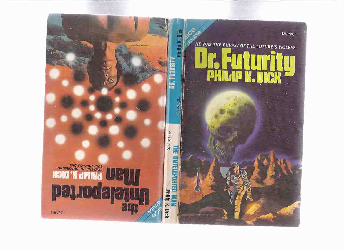 Image for Dr. Futurity ---with The Unteleported Man -by Philip K Dick
