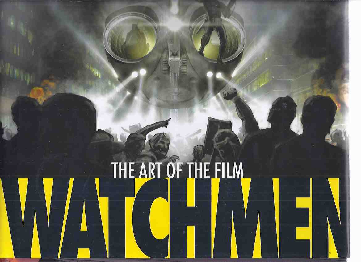 Image for WATCHMEN:  The Art of the Film