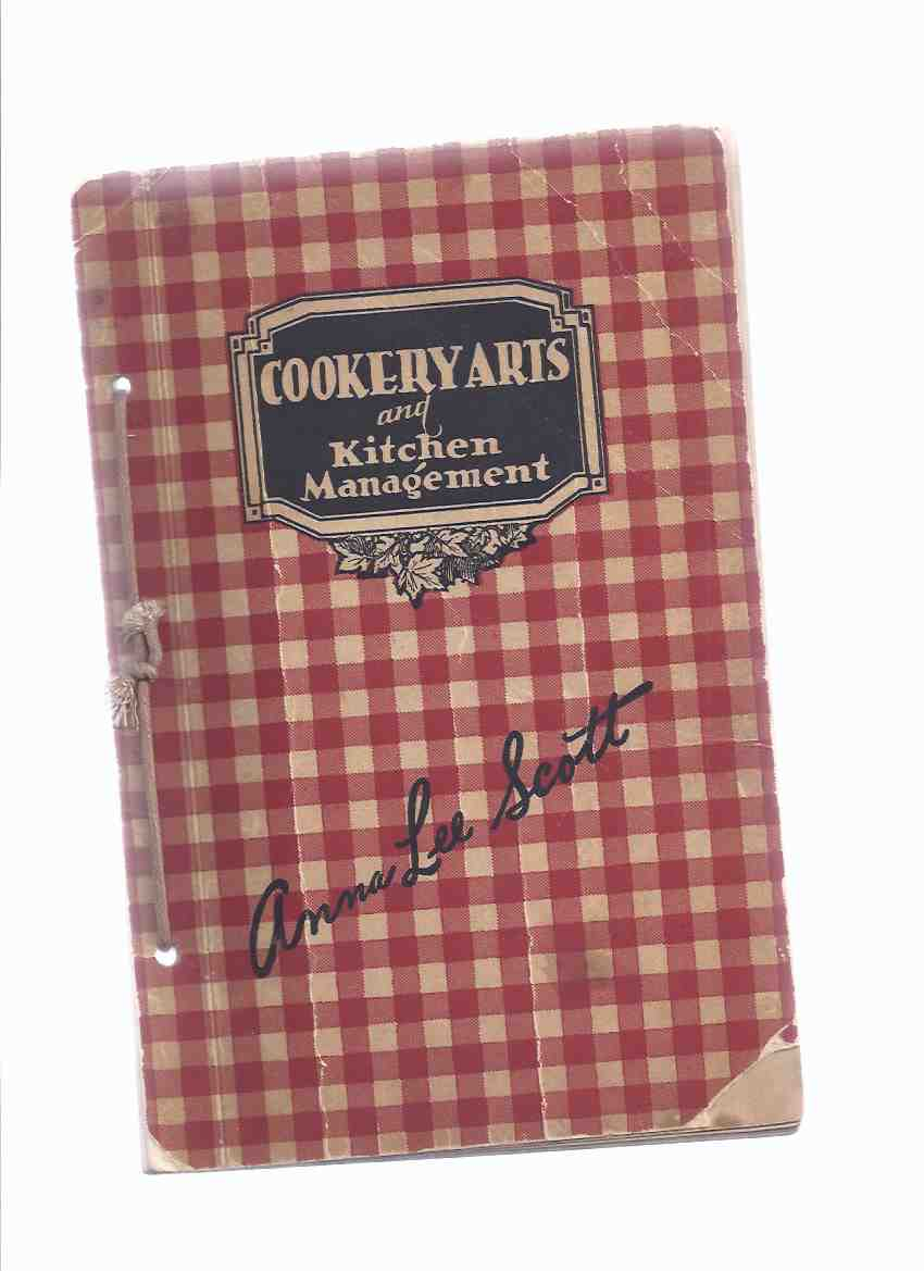Image for Cookery Arts and Kitchen Management / Maple Leaf Milling Co. Ltd ( Cookbook / Cook Book / Recipes )(mainly baking and desserts)