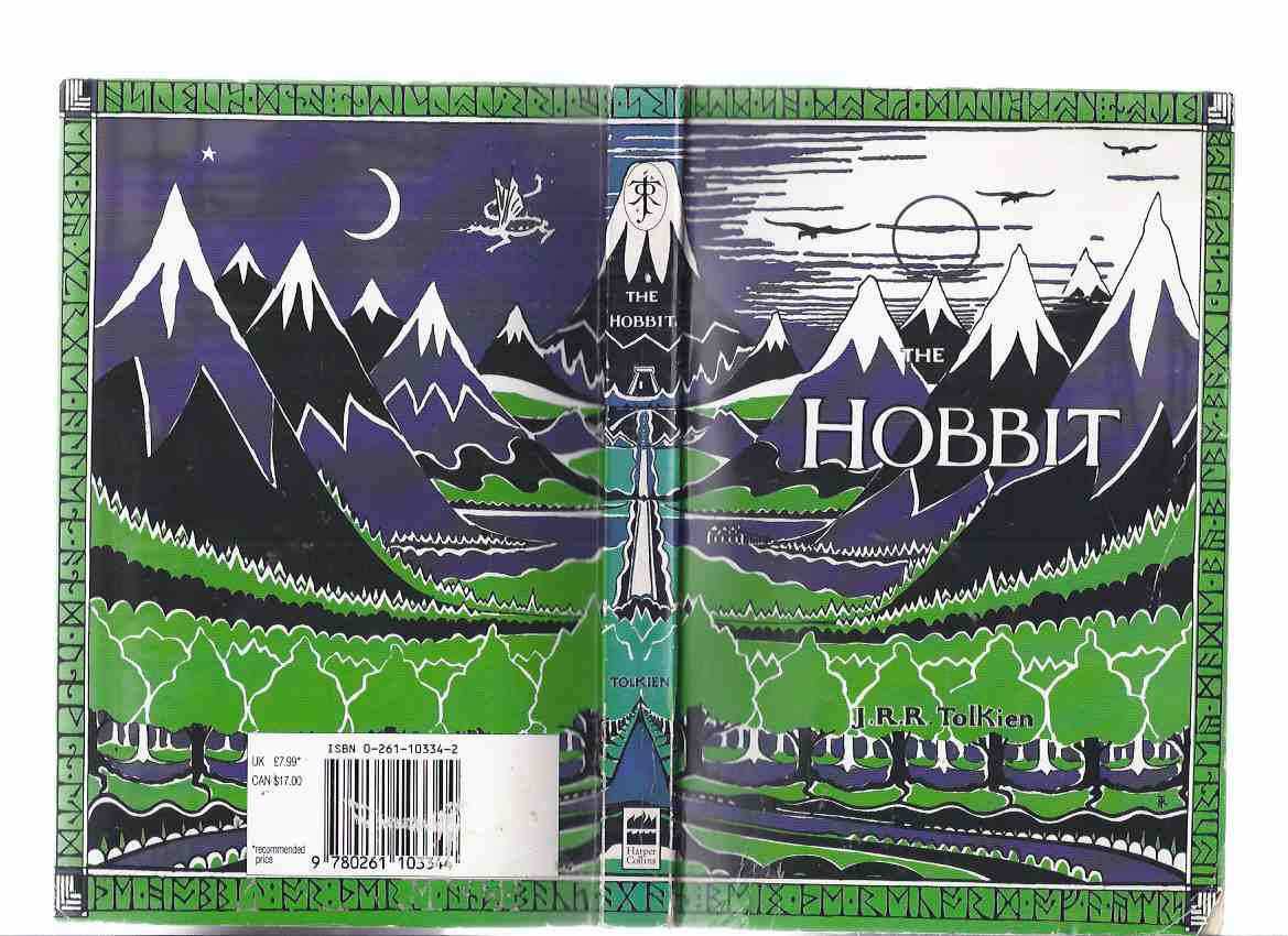 Image for The Hobbit, or, There and Back Again -by J R R Tolkien