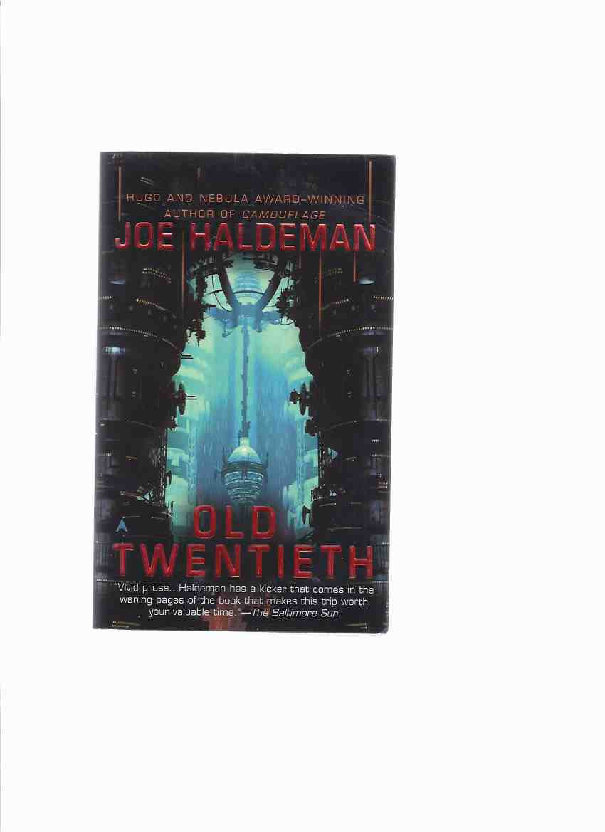 Image for Old Twentieth ---by  Joe Haldeman -a Signed Copy  ( 20th )