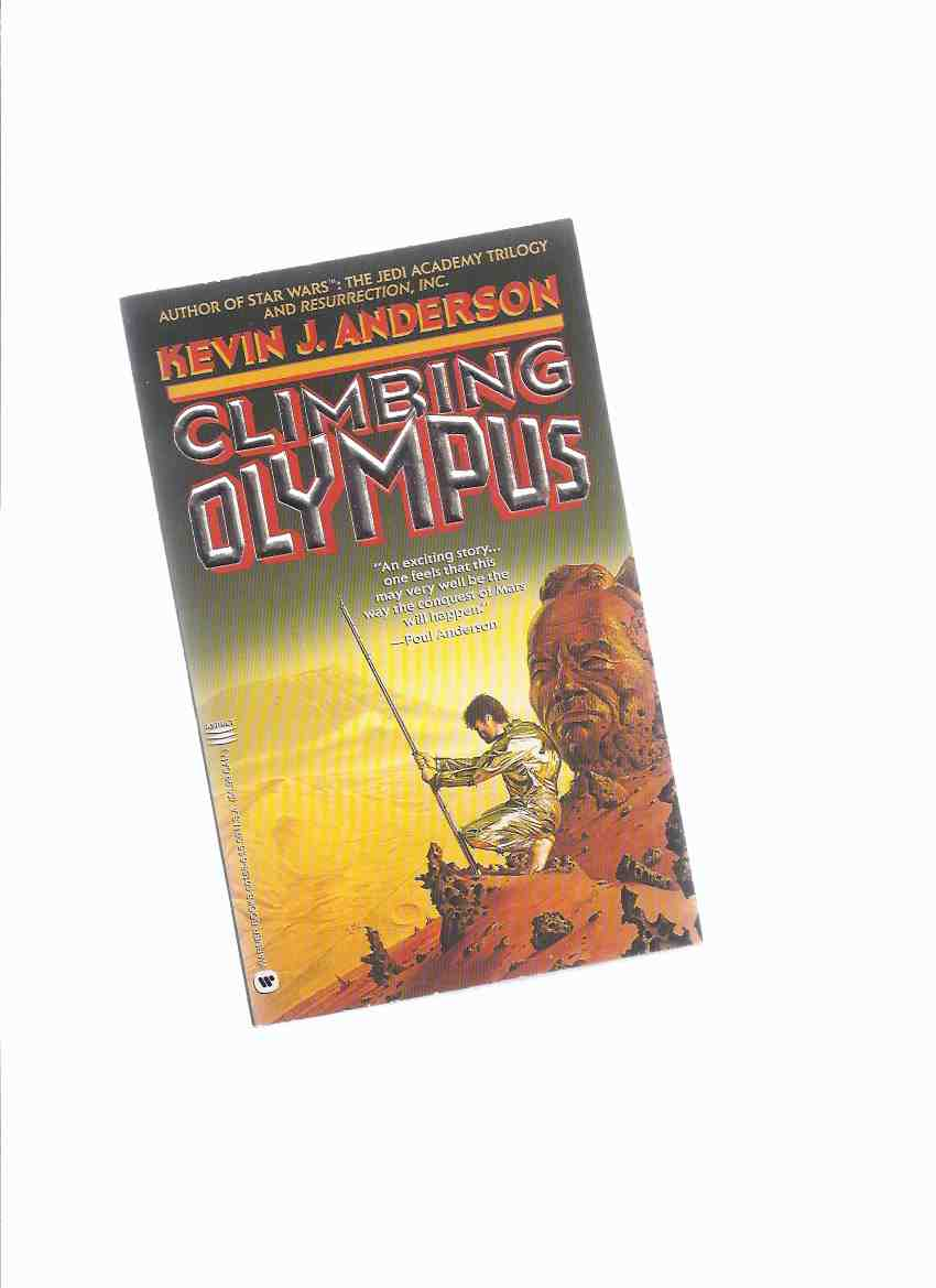 Image for Climbing Olympus -by Kevin J Anderson -a Signed Copy
