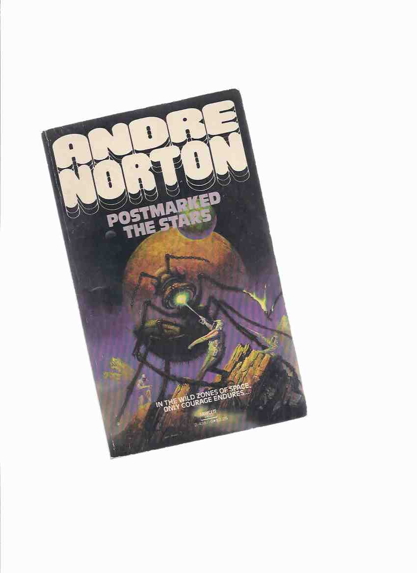 Image for Postmarked the Stars -by Andre Norton -book 4 of the Solar Queen Series -a Signed Copy