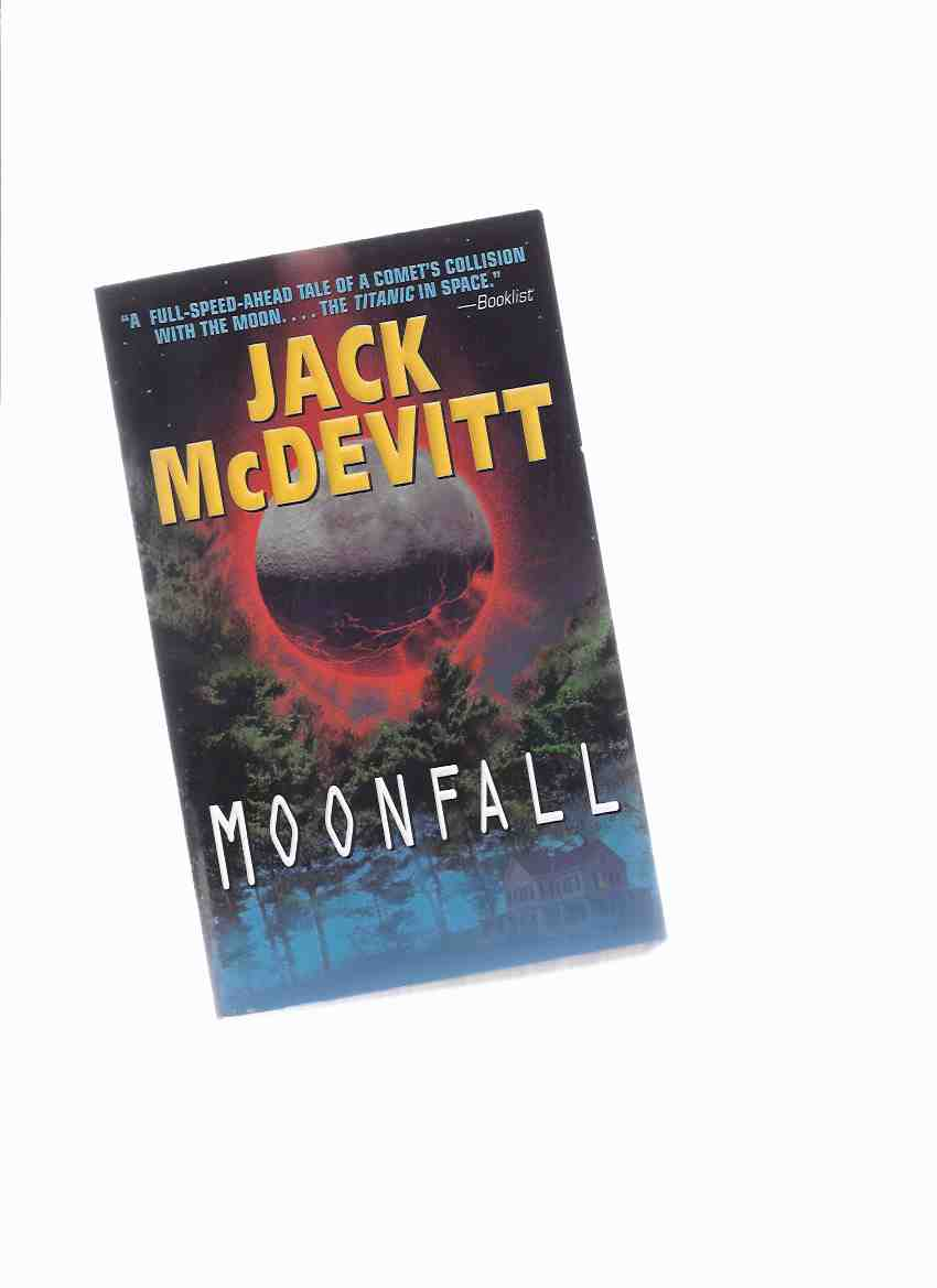 Image for Moonfall -by Jack McDevitt -a Signed Copy