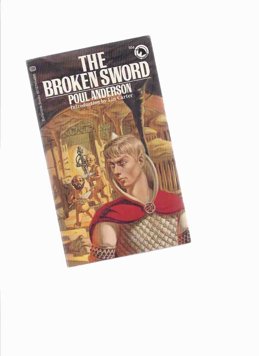 Image for The Broken Sword:  Ballantine Adult Fantasy Series