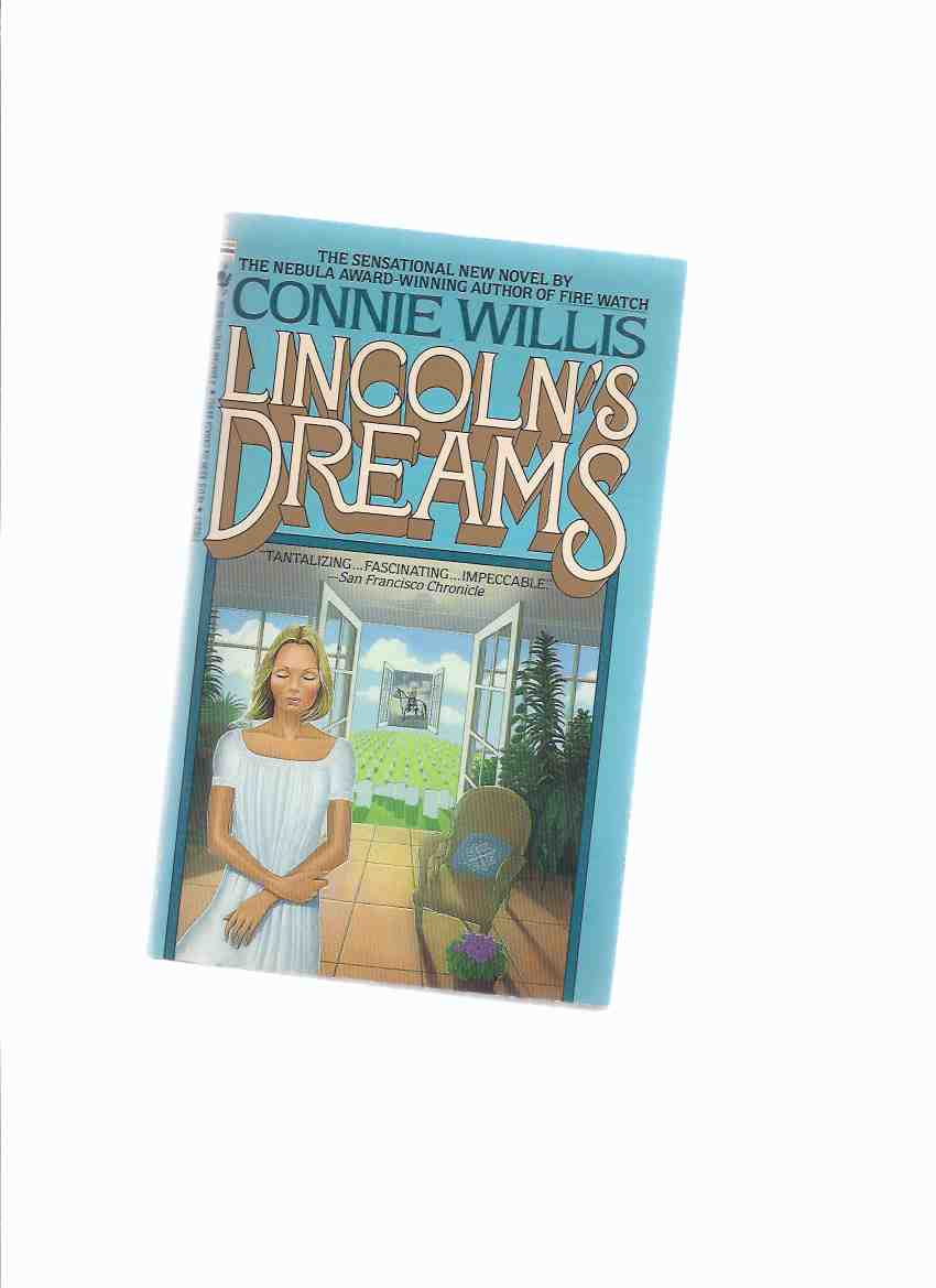 Image for Lincoln's Dreams ---by Connie Willis - a signed Copy ( Author's First Novel )