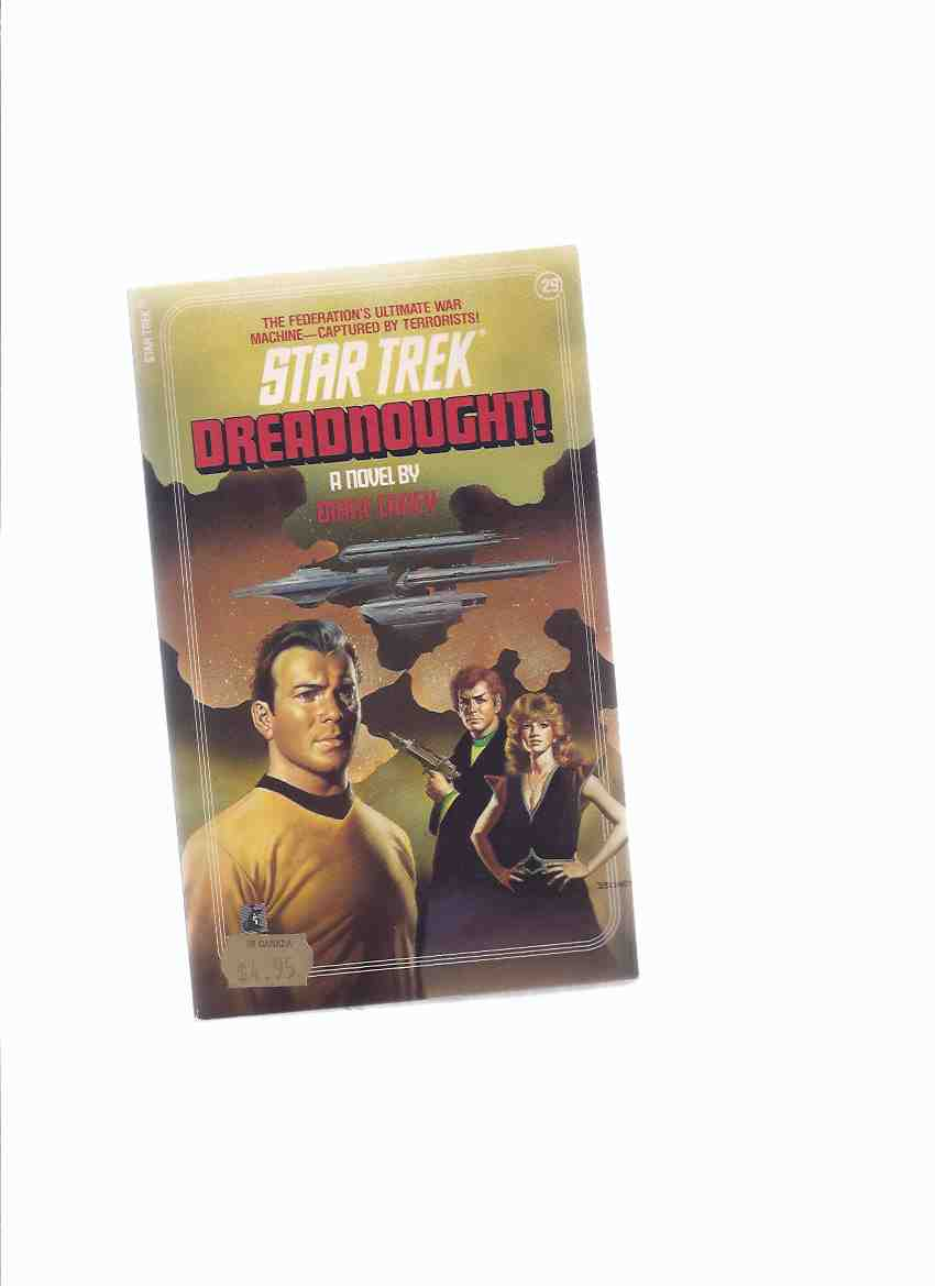 Image for Dreadnought:  Star Trek, the Next Generation -by Diane Carey -a Signed Copy
