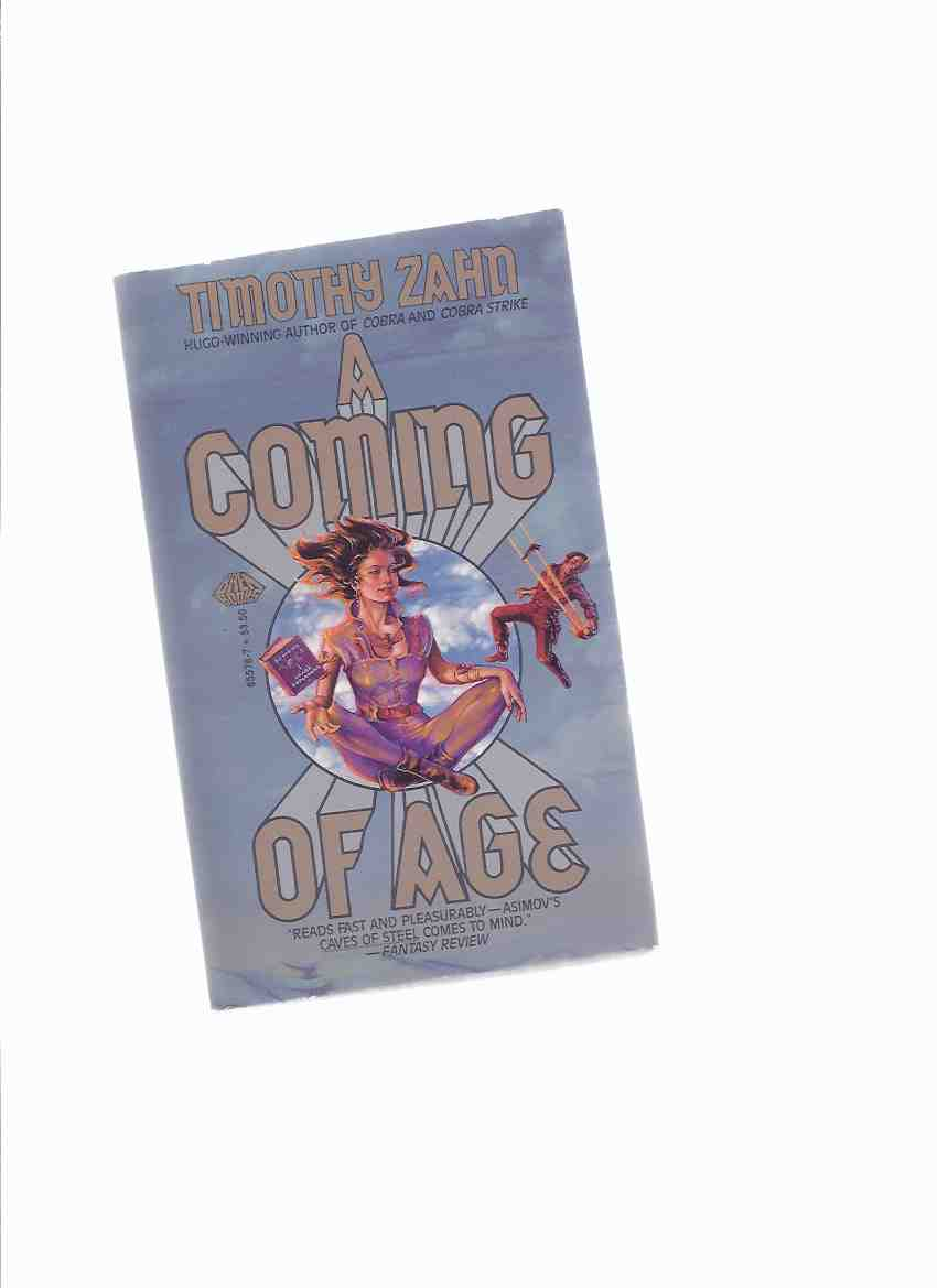 Image for A Coming of Age -by Timothy Zahn -a Signed Copy
