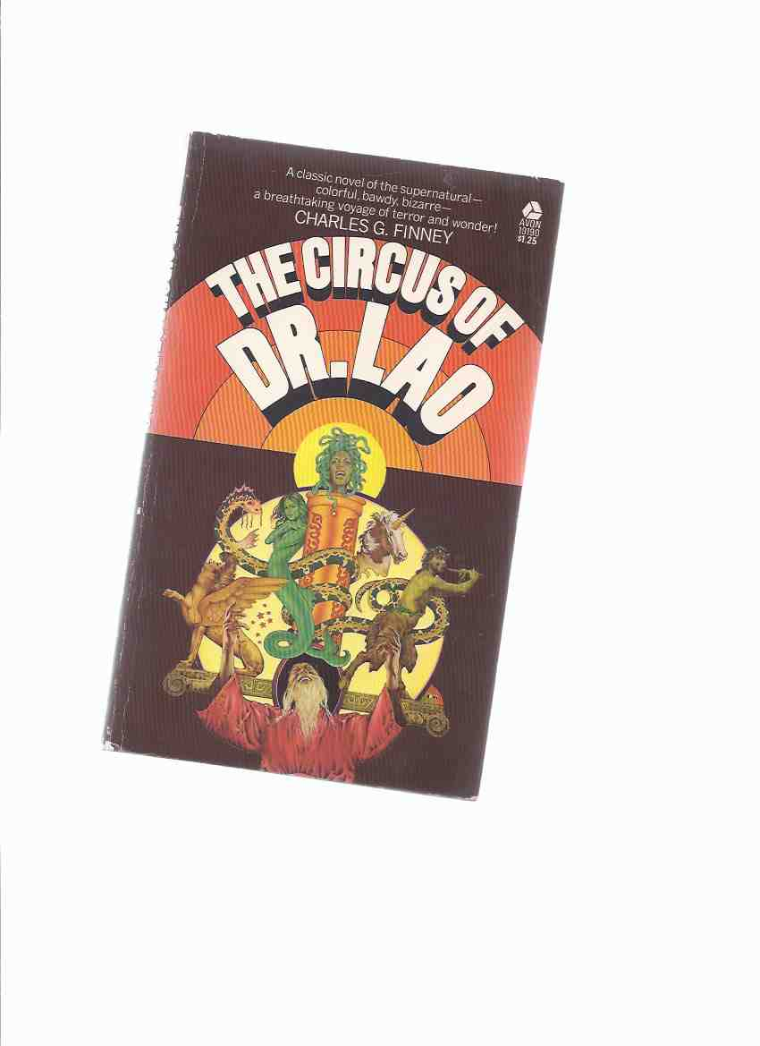 Image for The Circus of Dr Lao -by Charles G Finney