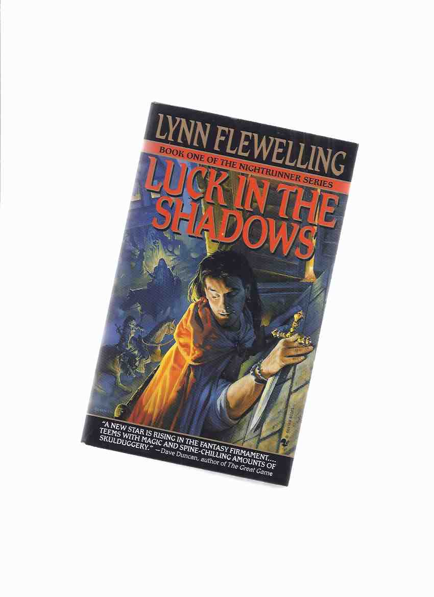 Image for Luck in the Shadows, Book 1 of the Nightrunner Series -by Lynn Flewelling -a Signed Copy ( Volume One )