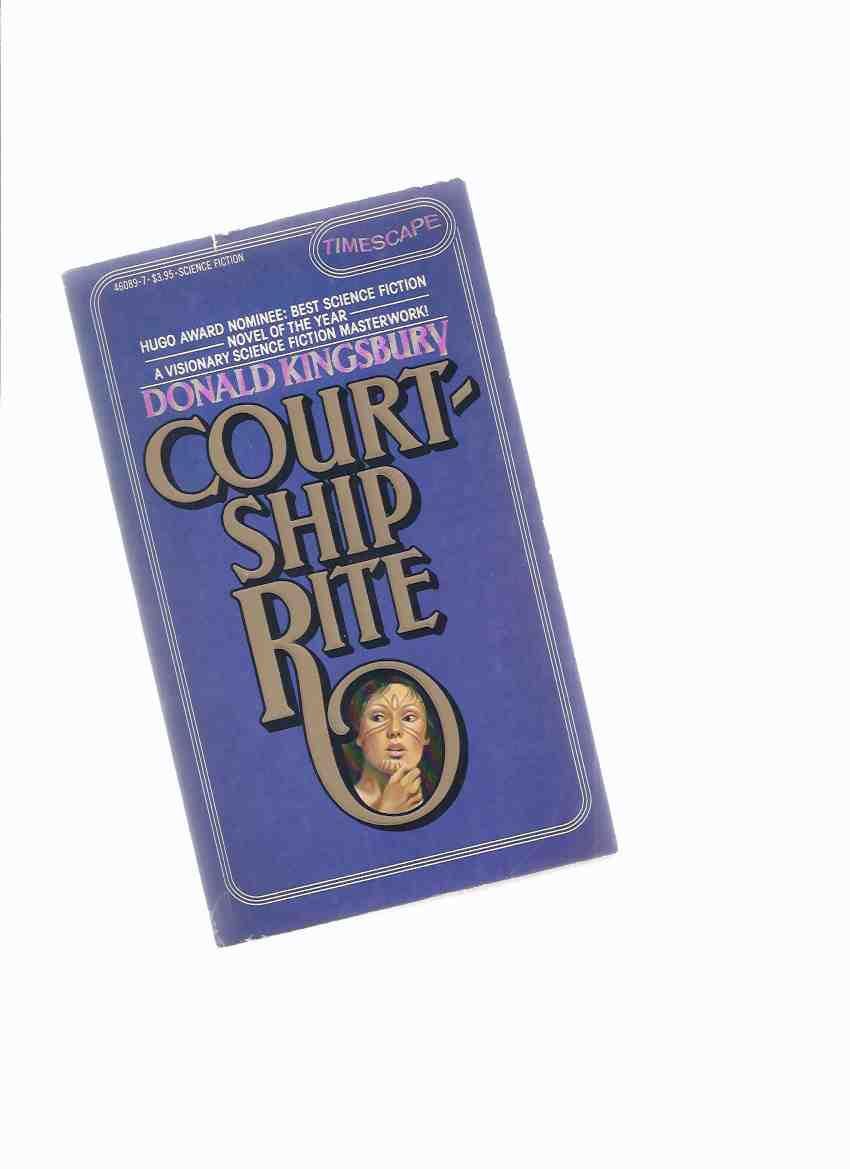 Image for Courtship Rite -by Donald Kingsbury -a Signed Copy (AKA:  Geta )