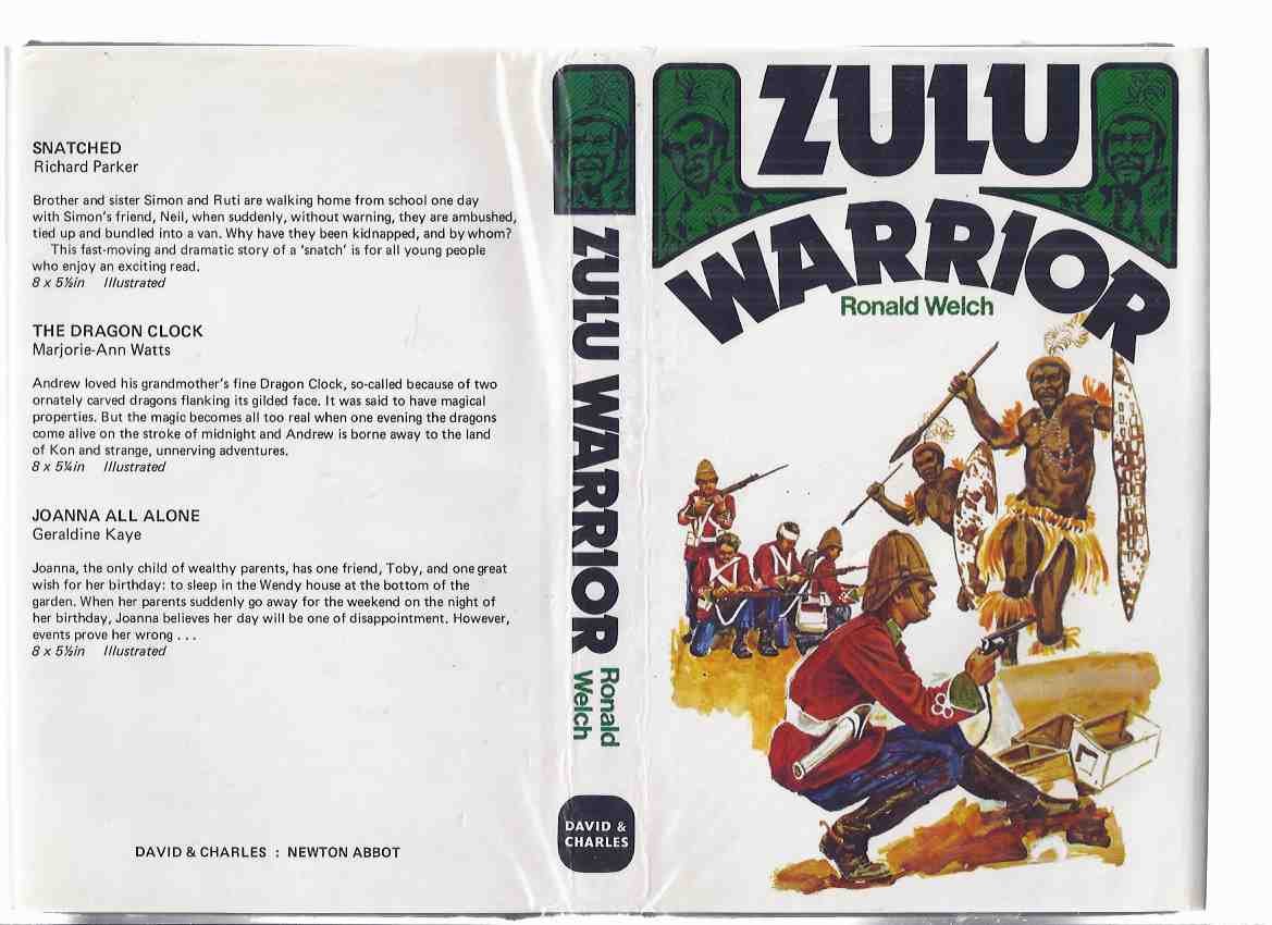 Image for Zulu  Warrior ---by Ronald Welch