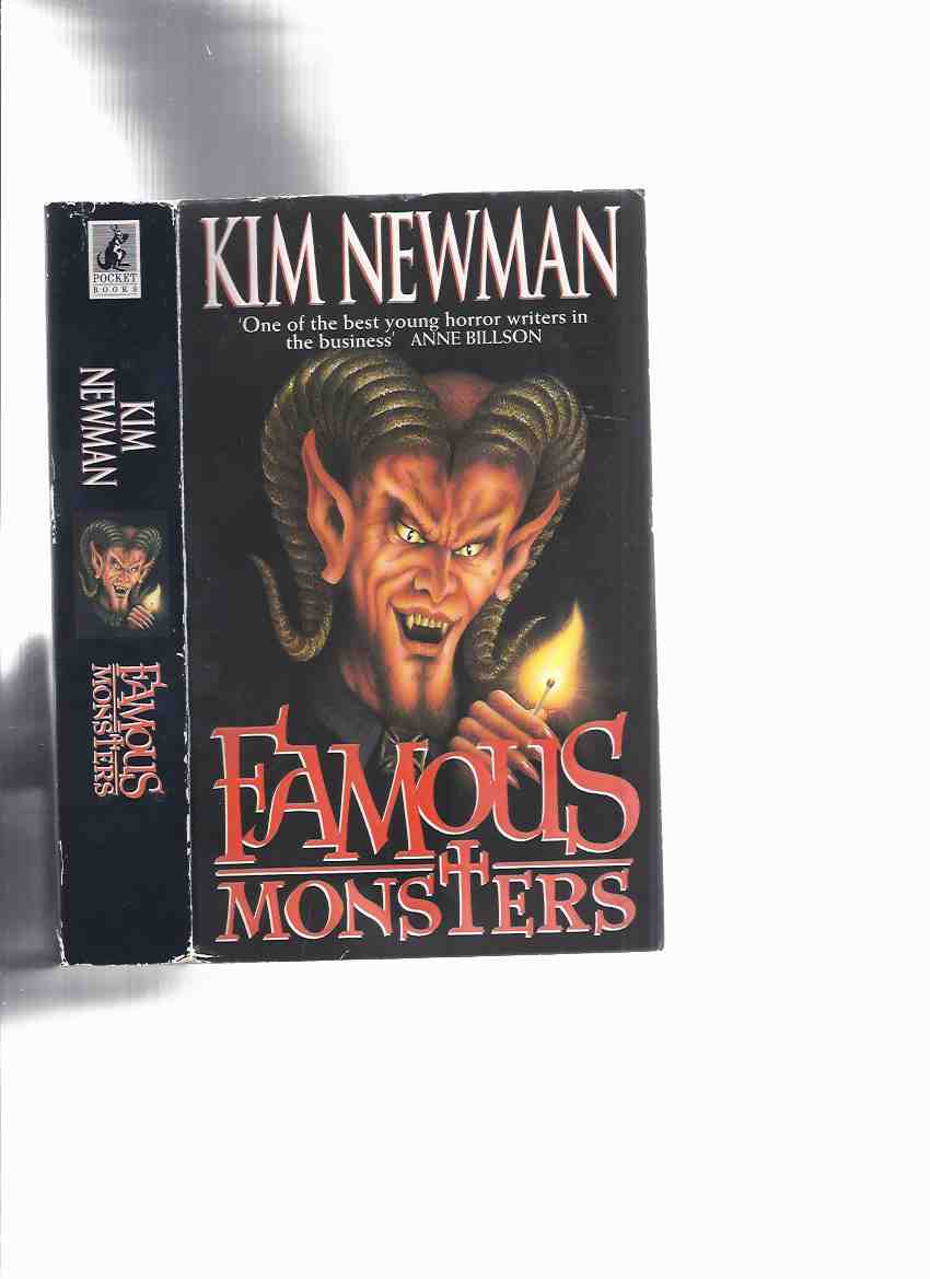 Image for Famous Monsters ( The Terminus; Big Fish; Quarter to Three; Pitbull Brittan; Snow Sculptures of Xanadu; Three on a Match; Ratting; The Pierce Arrow Stalled; Ubermensch; The Blitz Spirit; Where the Bodies are Buried; Hook; Pale Spirit People; etc)