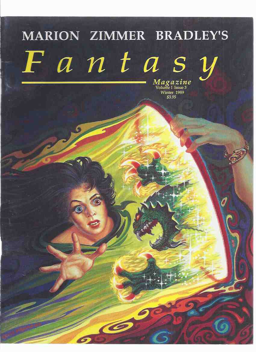 Image for Marion Zimmer Bradley's FANTASY Magazine:  Winter 1989, Volume 1, # 3 ( Bradley )