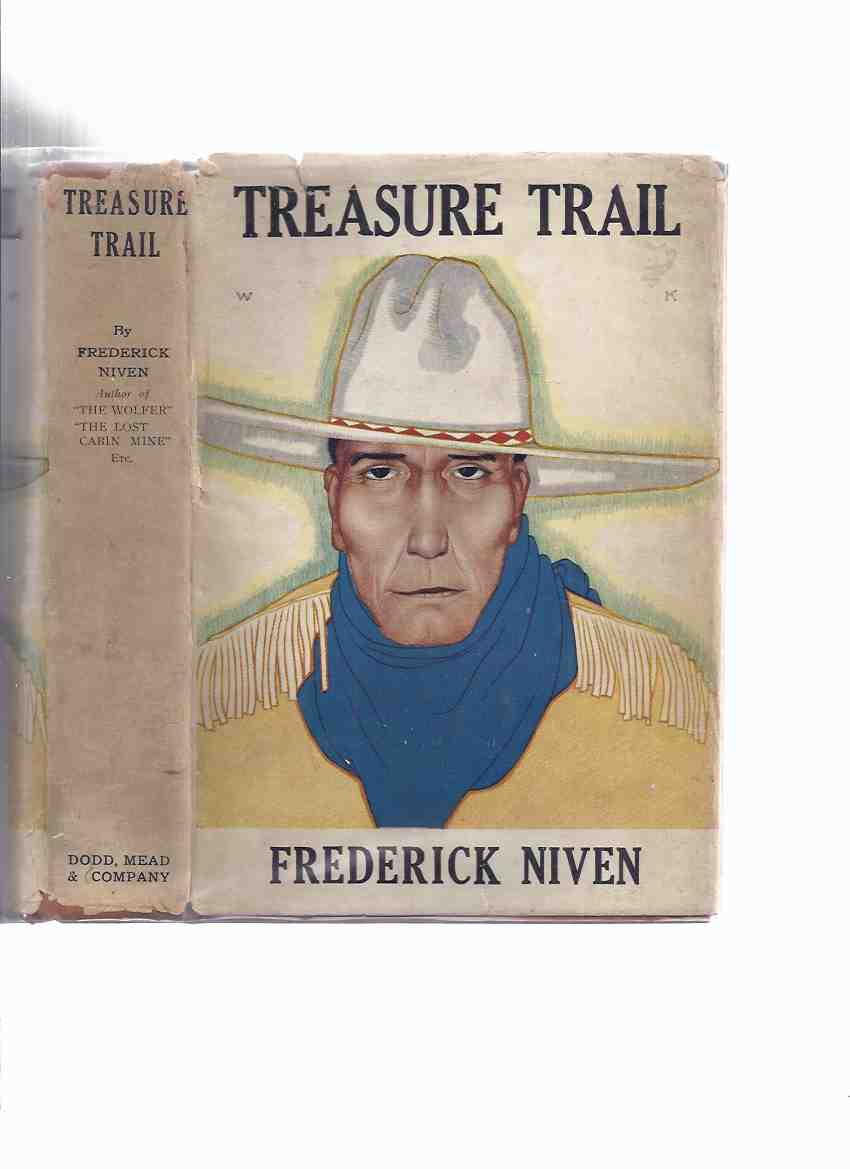 Image for Treasure Trail ---by Frederick Niven