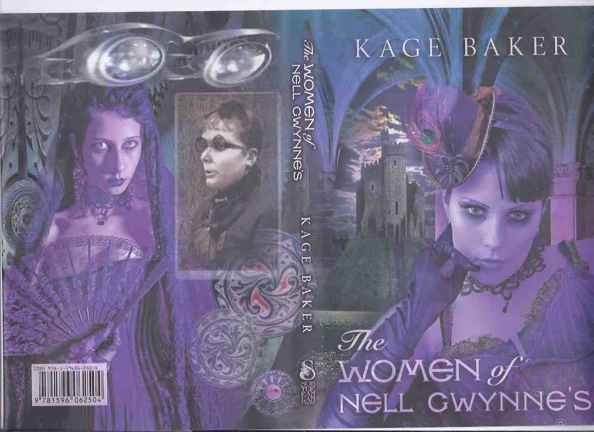 Image for The Women of Nell Gwynne's ---by Kage Baker -a Signed Limited Edition of the First Book in the Nell Gwynne Series  -by Kage Baker