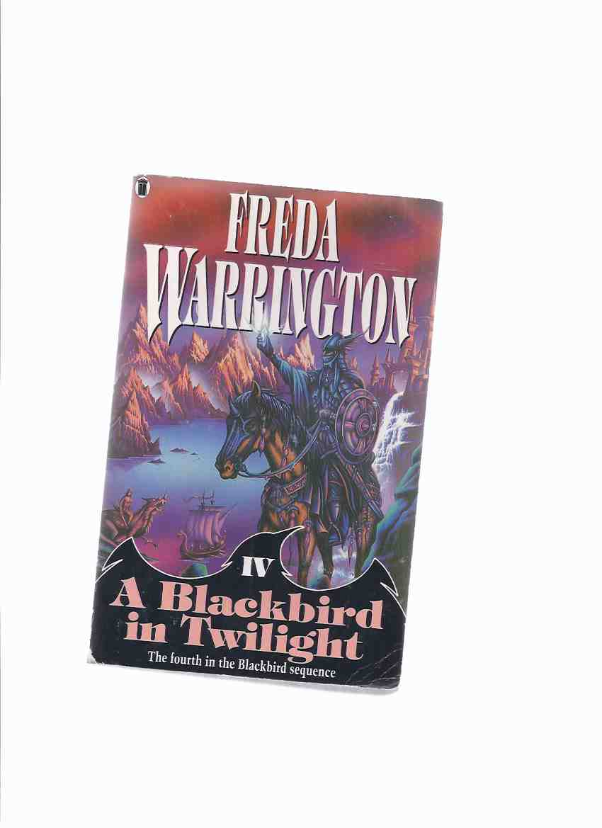 Image for The Blackbird Sequence:  A Blackbird in Twilight, Book  4 ---by Freda Warrington -a Signed Copy