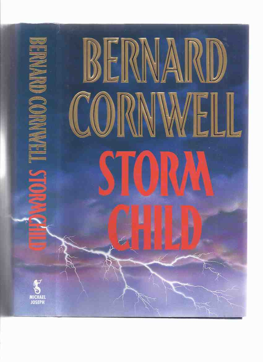 Image for Storm Child ---by Bernard Cornwell