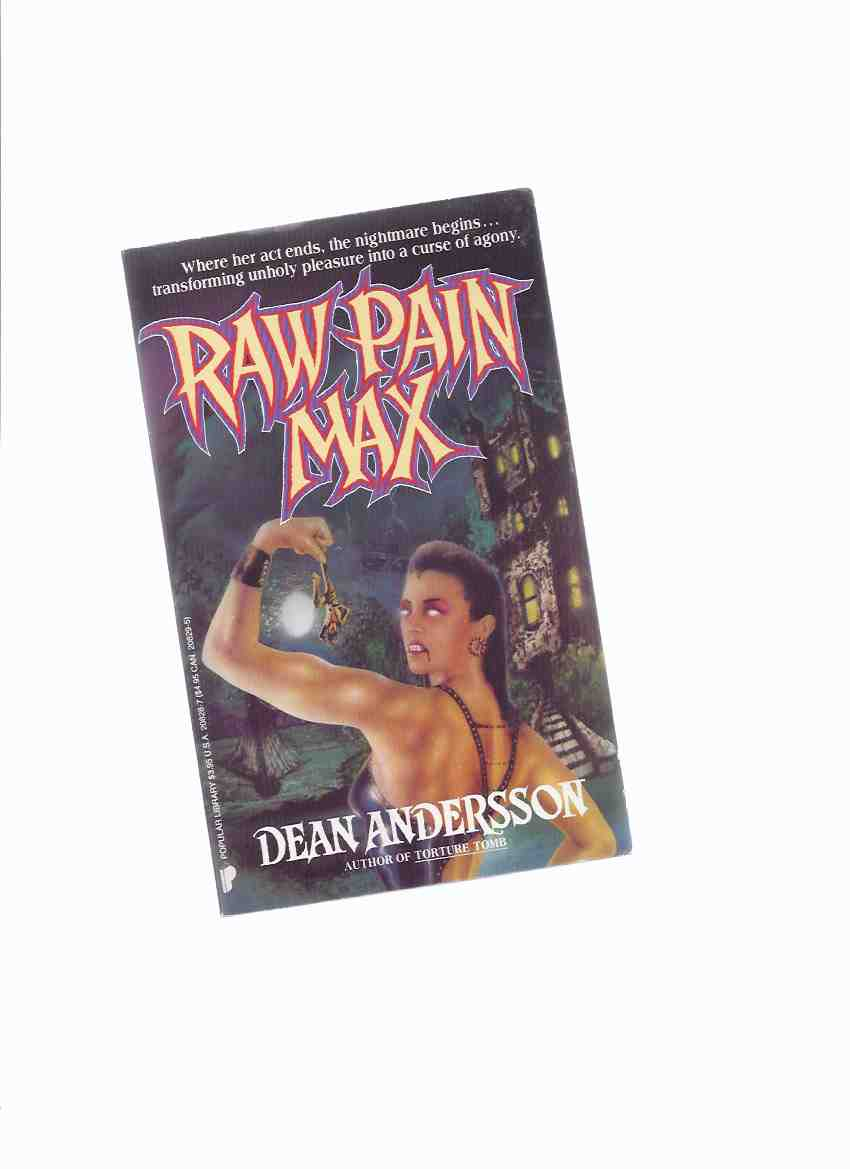 Image for Raw Pain Max ---a Signed Copy