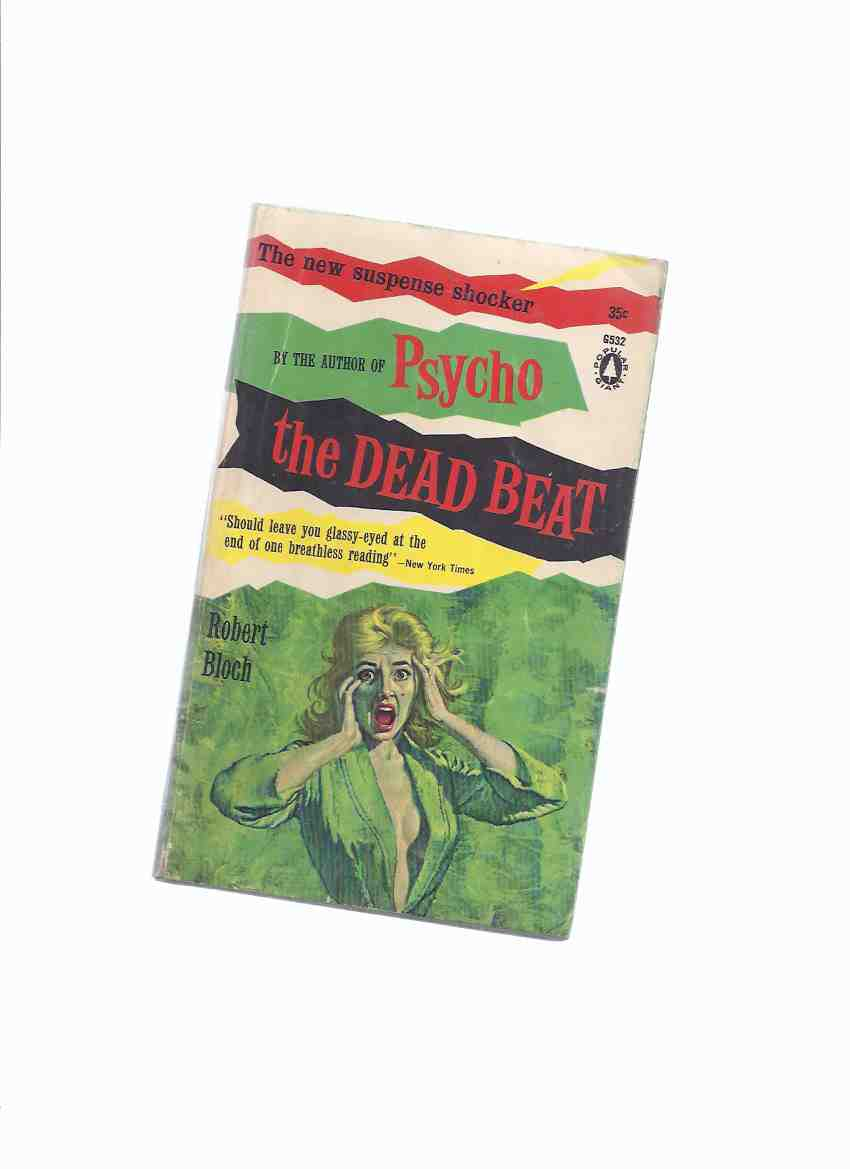 Image for The Dead Beat --by Robert Bloch -a Signed Copy