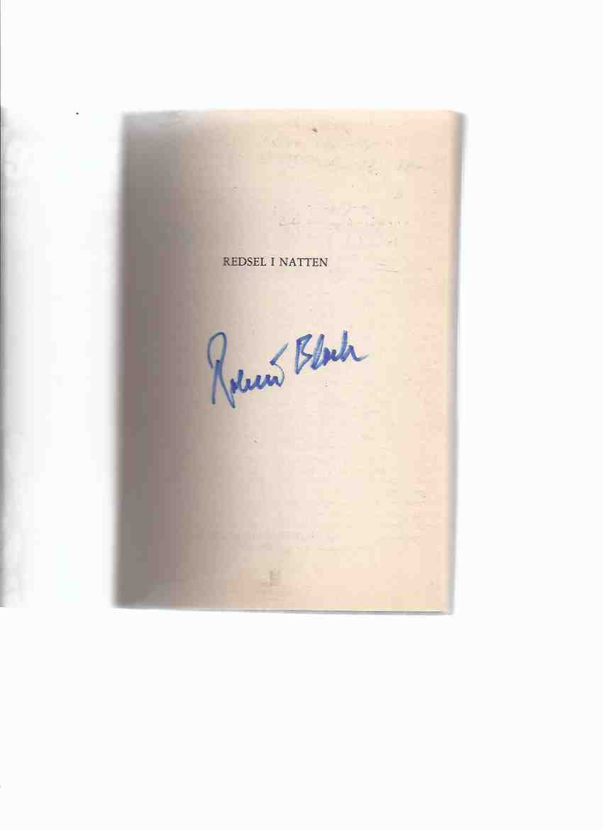Image for Redsel i Natten  (The King of Terrors) ---by Robert Bloch -a Signed Copy