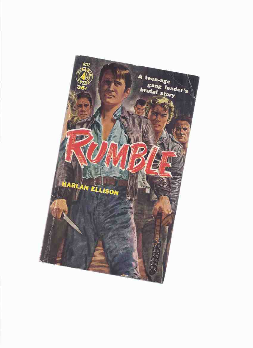 Image for Rumble  ---by Harlan Ellison  ( PYRAMID 1st Edition / Vinatge Paperback )(later released as Web of the City )