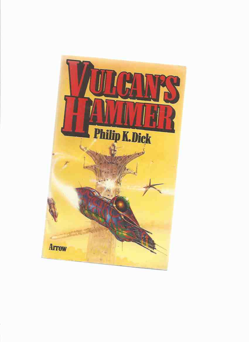 Image for Vulcan's Hammer ---by Philip K Dick