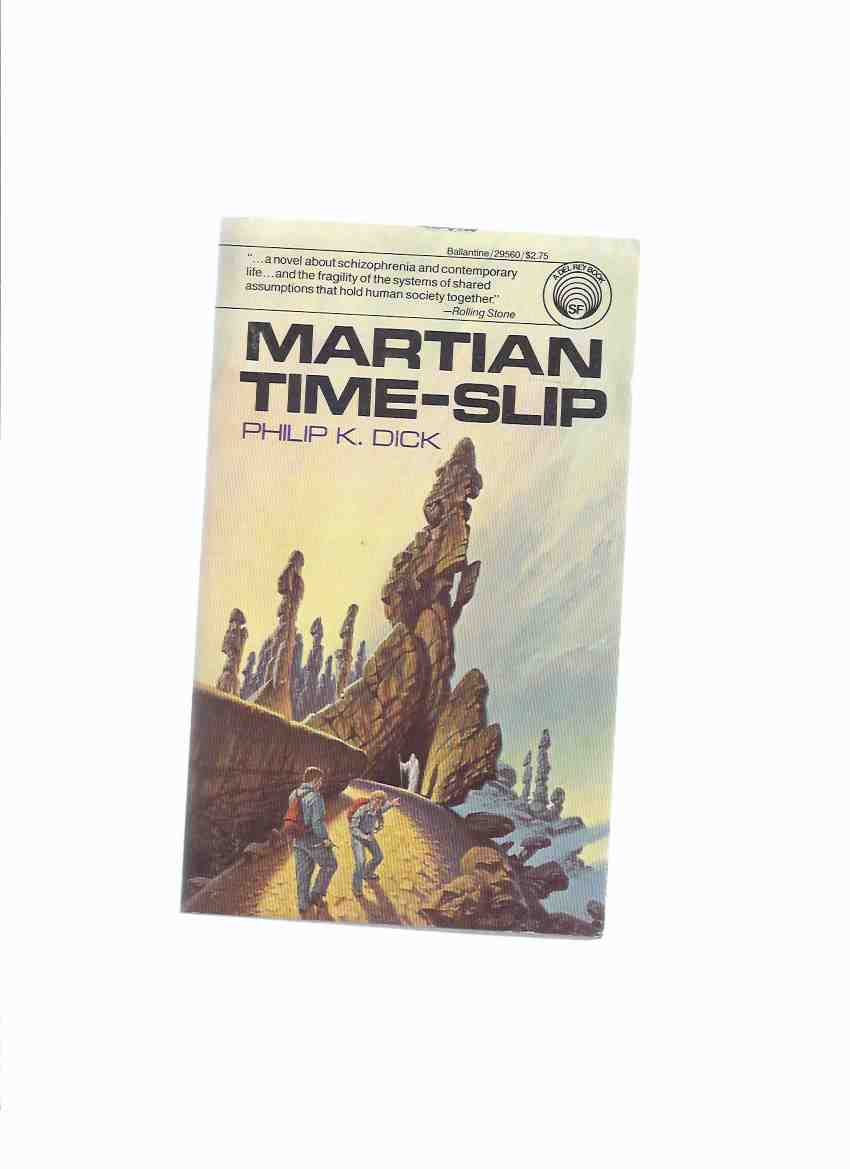 Image for Martian Time Slip ---by Philip K Dick