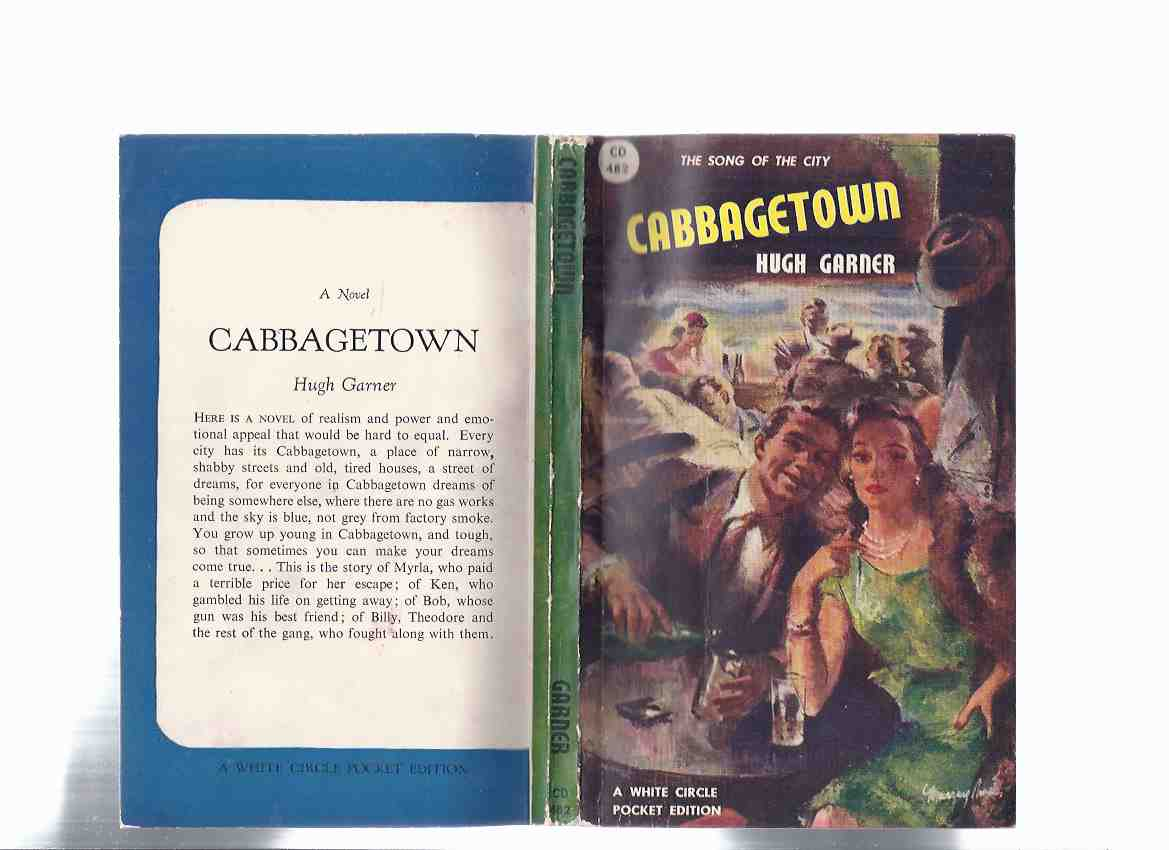 Image for Cabbagetown  ---by Hugh Garner