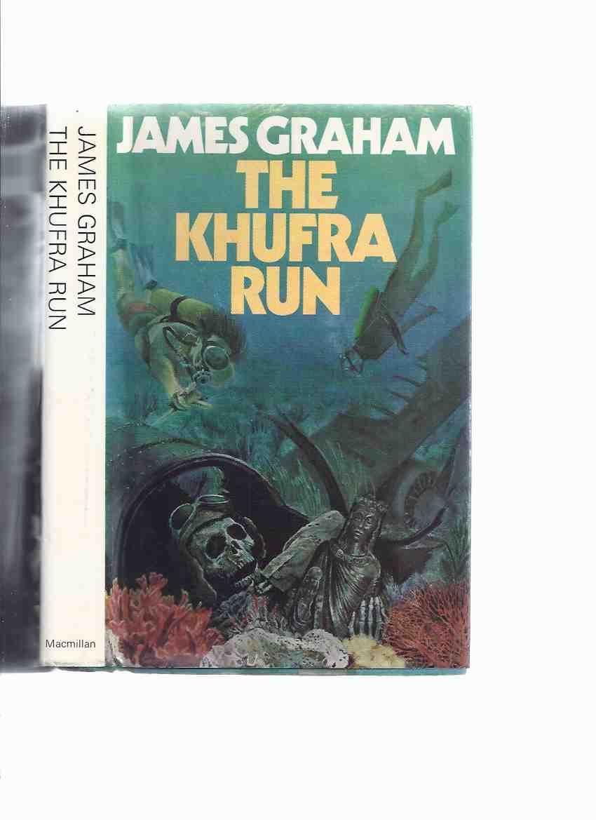 Image for The Khufra Run -by James Graham (aka:  Jack Higgins )