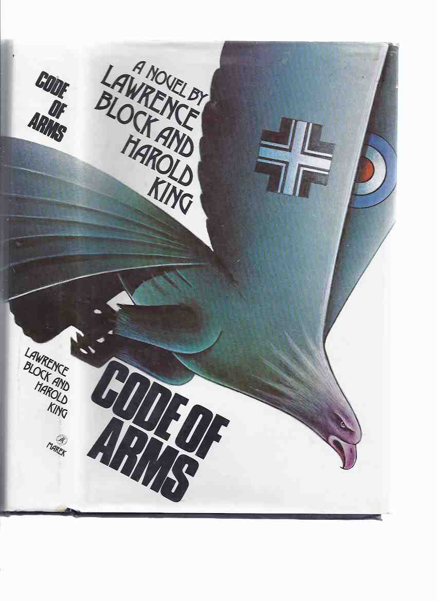 Image for Code of Arms -by Lawrence Block and Harold King