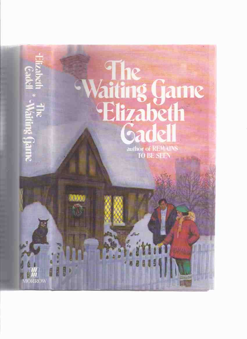 Image for The Waiting Game  ---by Elizabeth Cadell