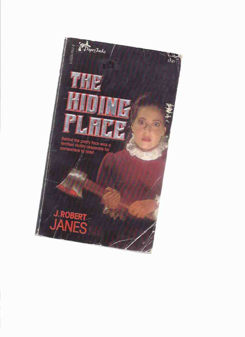 Image for The Hiding Place -by J Robert Janes (the 2nd Richard Hagen Novel )