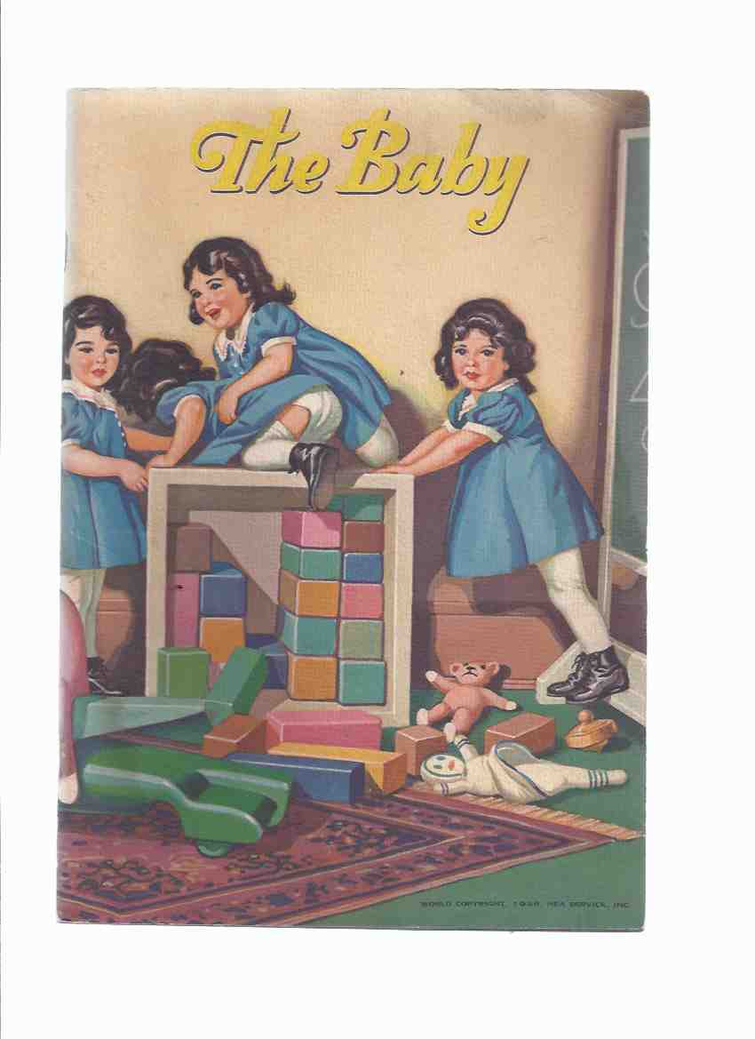 Image for The Baby:  Department of Health of Ontario --- Dionne Quintuplets Cover Art