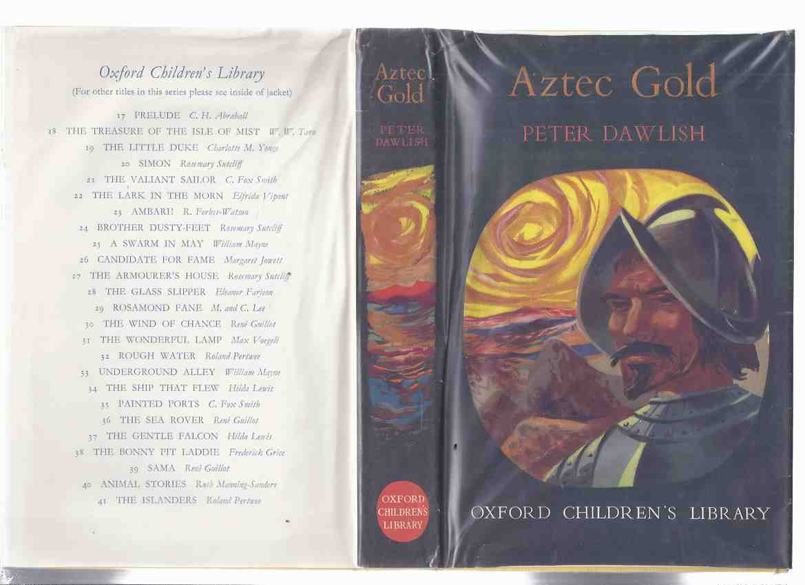 Image for Aztec Gold ---by Peter Dawlish