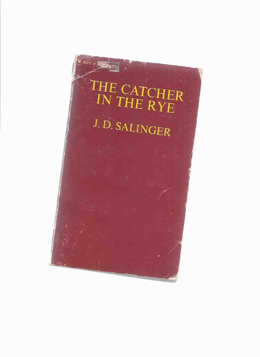 Image for The Catcher in the Rye ---by J D Salinger