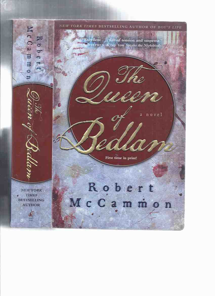 Image for The Queen of Bedlam -the 2nd Matthew Corbett volume ---by Robert McCammon  ( Book 2 )