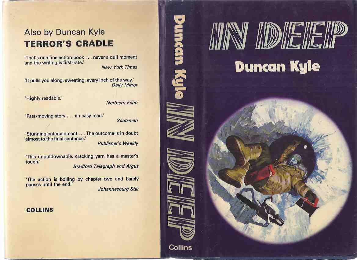 Image for In Deep -by Duncan Kyle