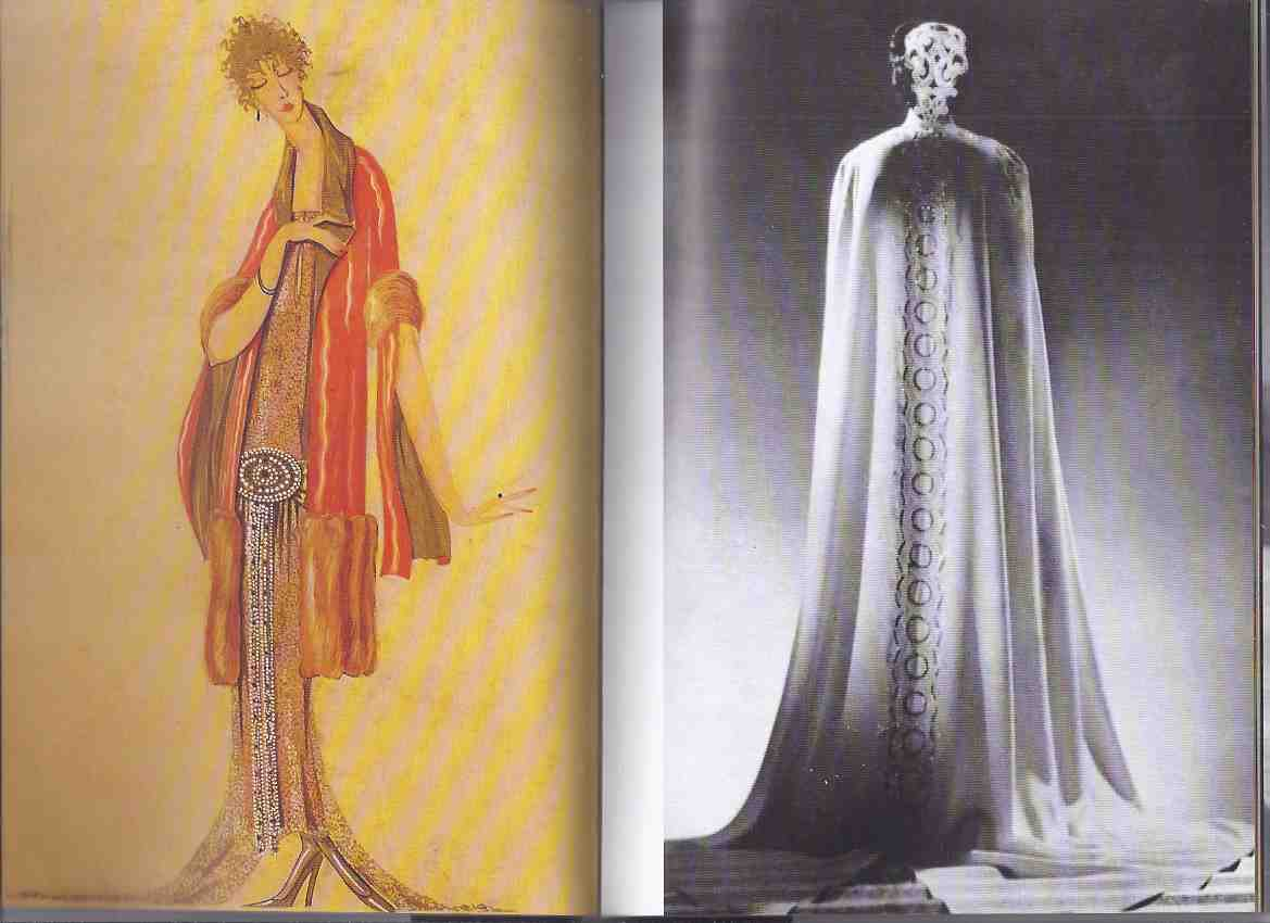 Image for Lanvin -by Elisabeth Barille ( Jeanne Lanvin - Fashion Designer / Design )