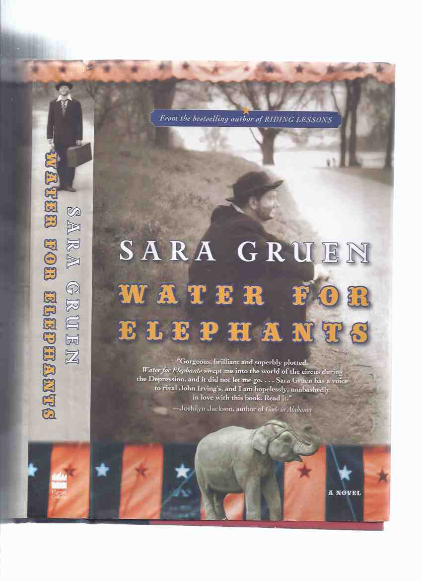 Image for Water for Elephants ---by Sara Gruen