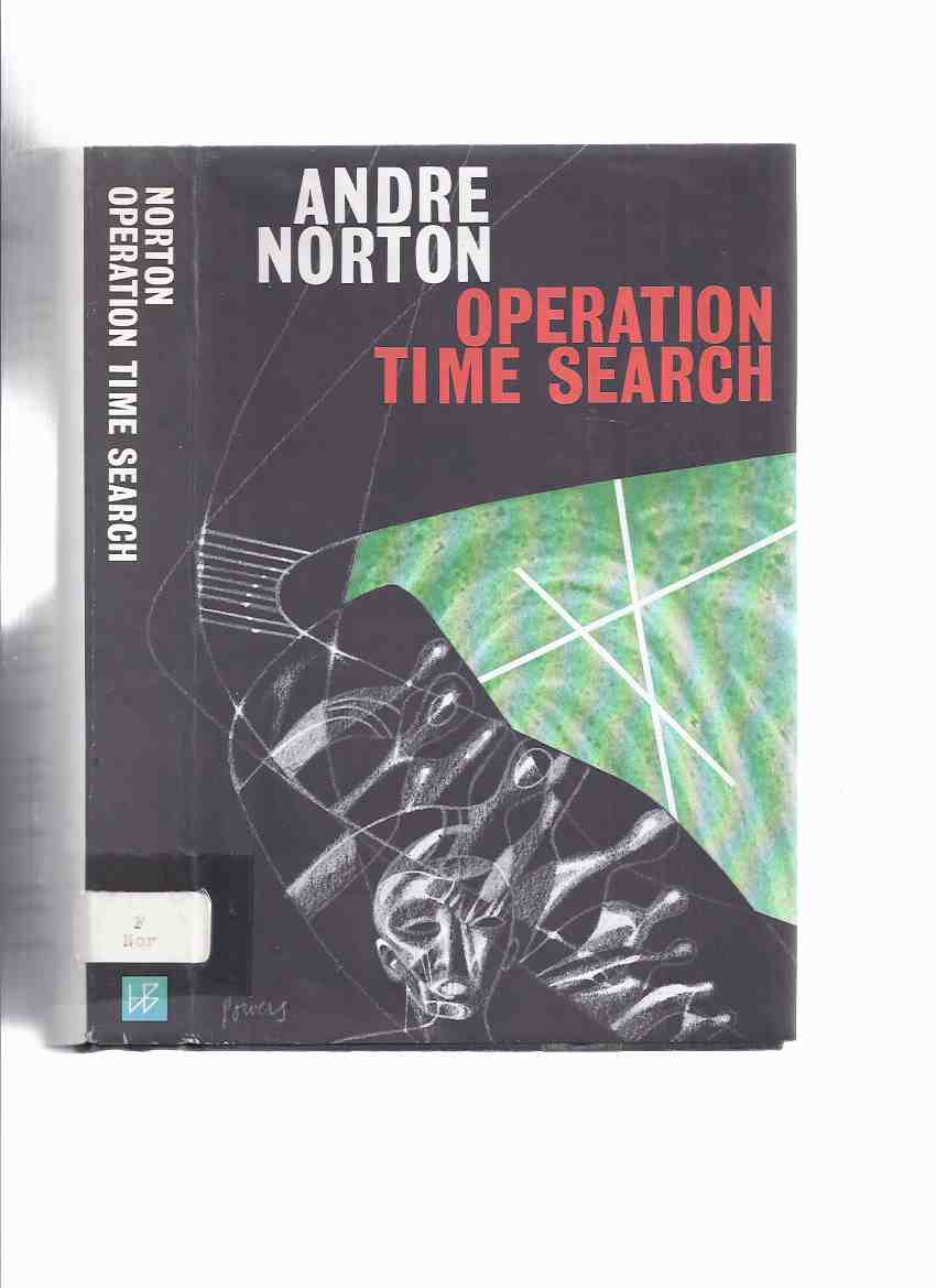 Image for Operation Time Search ---by Andre Norton