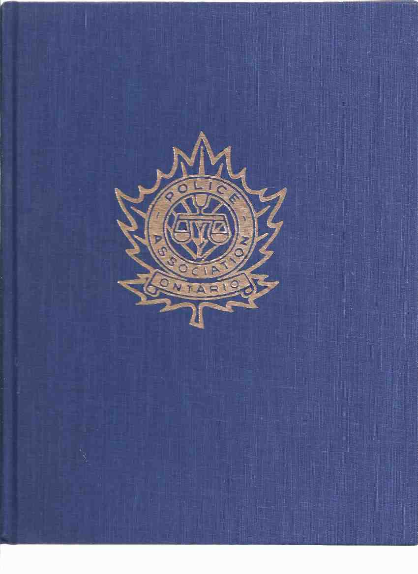 Image for A History of the Police Association of Ontario