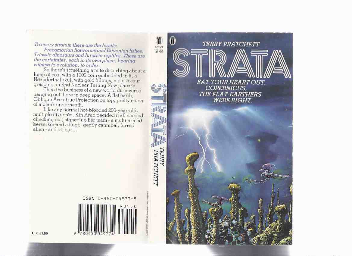 Image for Strata  ---by Terry Pratchett