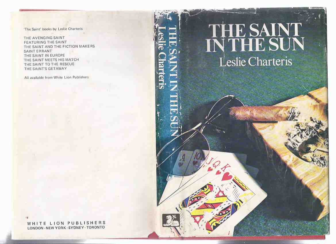 Image for The Saint in the Sun ---by Leslie Charteris ) ( Simon Templar )
