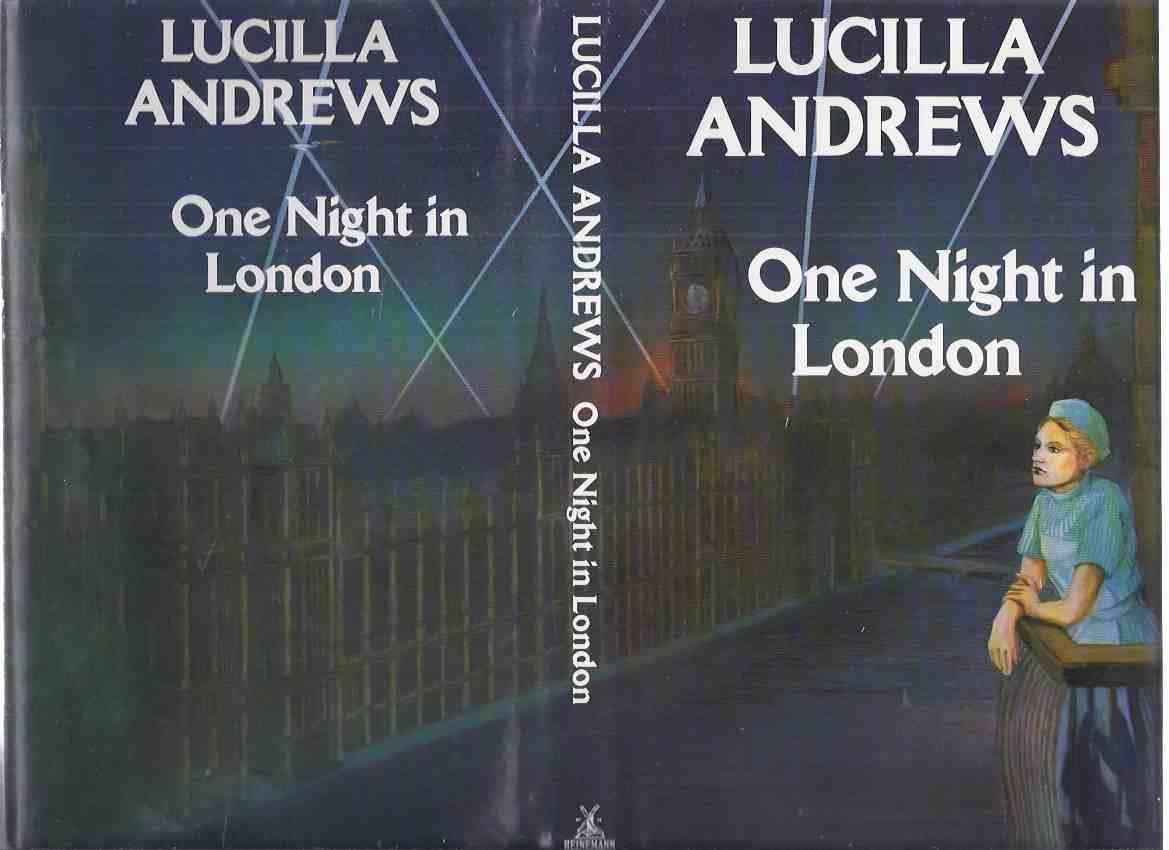 Image for One Night in London  -by Lucilla Andrews  ( Nurse / Doctor / Dr Romance )
